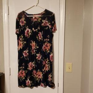 Apt 9 dress/tunic size xl